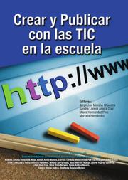 Portada Libro Crear y Publicar con las TIC en la Escuela