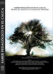 Portada Libro Saber Pedagógico en el Cauca